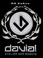 Davial Logo Atelier der Künste